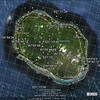 """Rarotonga is an atoll with a largely inaccessible interior wih two main roads circumscribing the island -- about 20 miles around.  The outer road is named """"Ara Tapu"""" and the inner road is named """"Ara Metua"""", appropriately."""