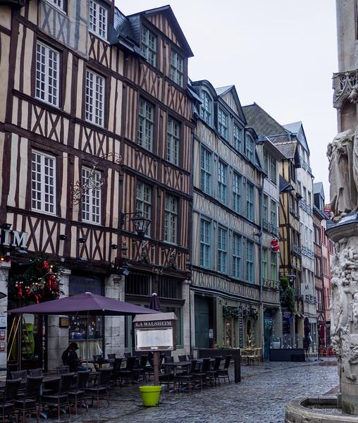 Rouen, Old Quarter