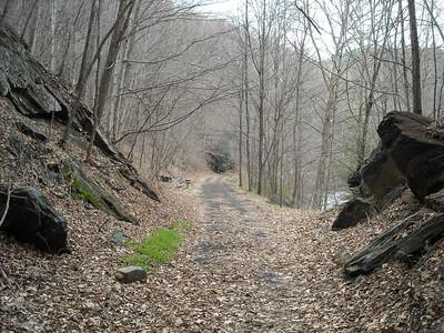 Round Mountain Mine & Willville Virginia, Spring 2011