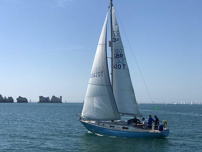 Round The Island Yacht Race 2016, 2017 and 2018