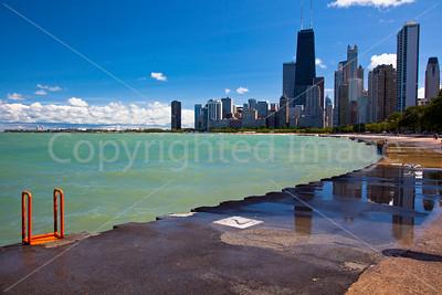 Oak Street Beach, Chicago