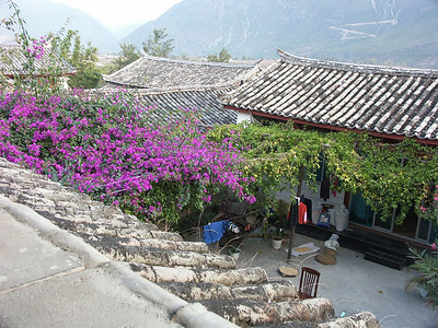 Dazu and Lijiang, China