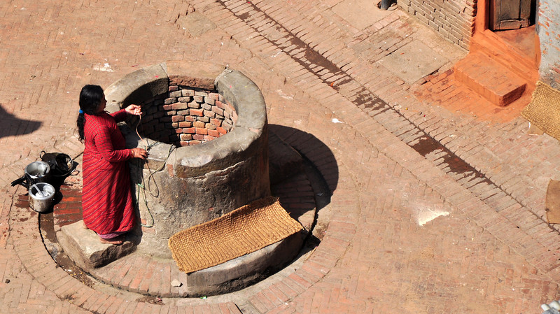 Bakhtapur everyday life