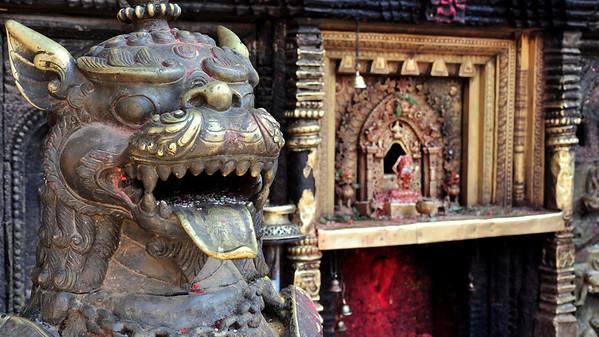 Bakhtapur temple
