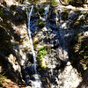Pfeiffer Falls-The less than impressive water fall at the top.