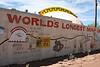 World's Longest Map of Route 66-Meteor City, Arizona