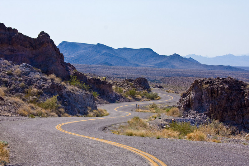 The Last of Route 66 in Arizona. Next stop, California