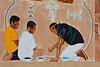 Navajo Code Talker Mural-Gallup, New Mexico