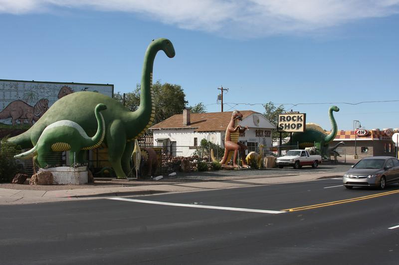 Prehistoric Holbrook, Arizona