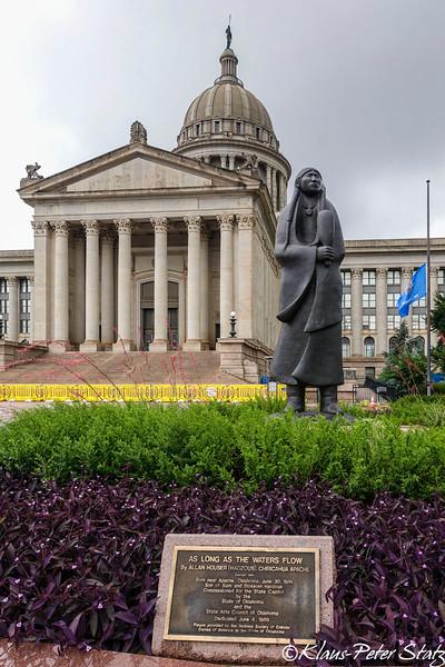 Oklahoma State Capitol, Oklahoma City
