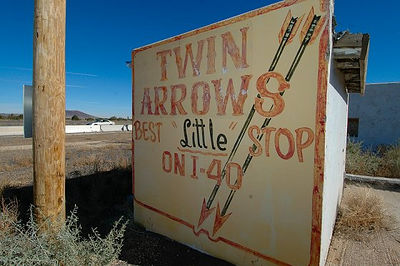 Twin Arrows, AZ