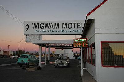 Wigwam Motel, Holbrook AZ