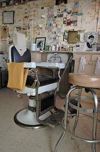 Delgadillo's Barber Shop, Seligman, AZ