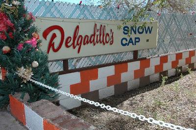 Delgadillo's Snow Cap, Seligman, AZ