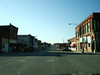DOWNTOWN ON A SUNDAY MORNING<br /> Galena, Kansas<br /> <br /> Not much by today's standards, but so much history resides here still. This town used to be a huge mining community responsible for mining the majority of the nation's lead ore, galena, for which the town gets its name.