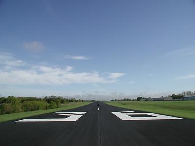 CUBA, MISSOURI, AIRPORT
