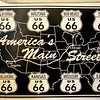 """Get Your Kicks On""  Route 66 was a day trip down memory lane starting from Dwight, Towanda,  Normal, and Atlanta, IL and narrated by preservationist John Weiss."