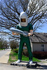 Gemini Giant, The Rocket Man
