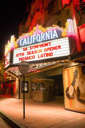 California Theater, San Bernardino, California, USA