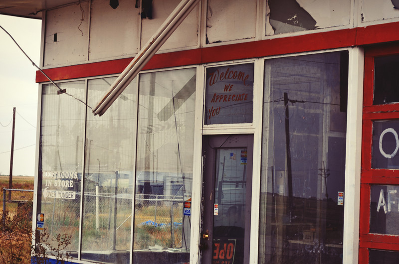 Conway, TX Route 66 2012