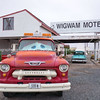 Wigwam Motel, Holbrook, Arizona,  USA.