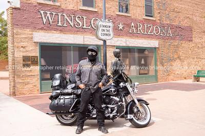 Winslow, Arizona,  USA.-3