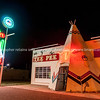 Tucumcari, Route 66, New Mexico, USA.