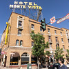 Hotel Monte Vista, Flagstaff, Arizona on Route 66.
