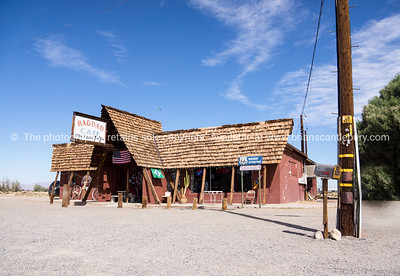 Bagdad Cafe, Newberry Springs, on Route 66, Califorina.-2