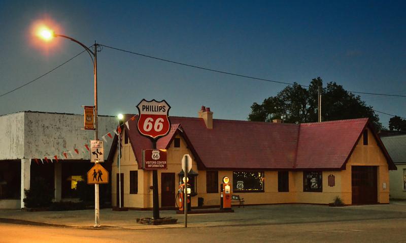 Baxter Springs, KS Route 66 2012