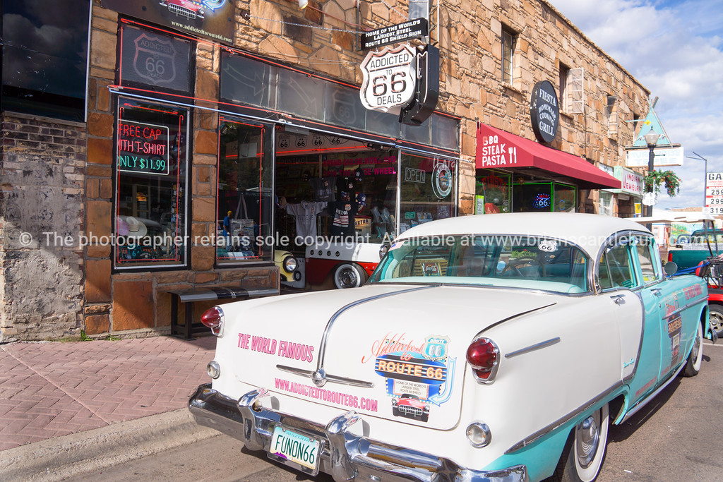 USA, Route 66 - BrianScantlebury