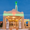 U Drop Inn, Shamrock, Texas, USA.