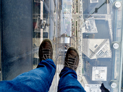 Route 66 - Chicago, Willis Tower, Skydeck