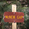 We parked at McNew Gap and headed for Clay Gap and started our exploring.<br /> McNew Gap has access to #6 Short Mtn. Trail, #17 Big Hurricane Gap, #13 Lee Asbury Rd., and #1 Flatwoods Road.