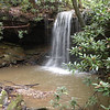 Yellow Branch Falls 15 ft high<br /> Royal Blue WMA TN