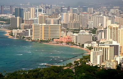 Honolulu: Royal Hawaiian Facelift