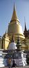 Phra Sri Rattana Chedi in Sri Lankan style