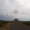 Approaching Chaco, along the worst road to a national park I've ever experienced