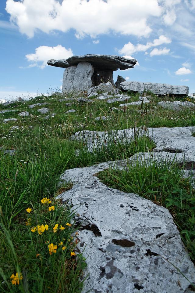 Kilfenora Dolmen, The Burren