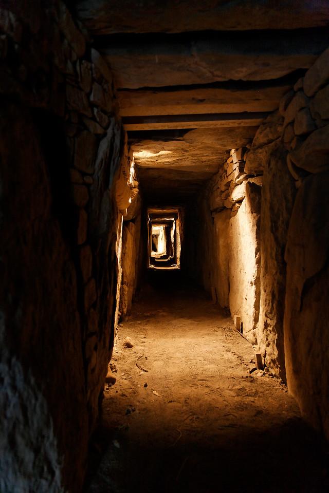 Knowth Passage Tomb, Bru Na Boinne