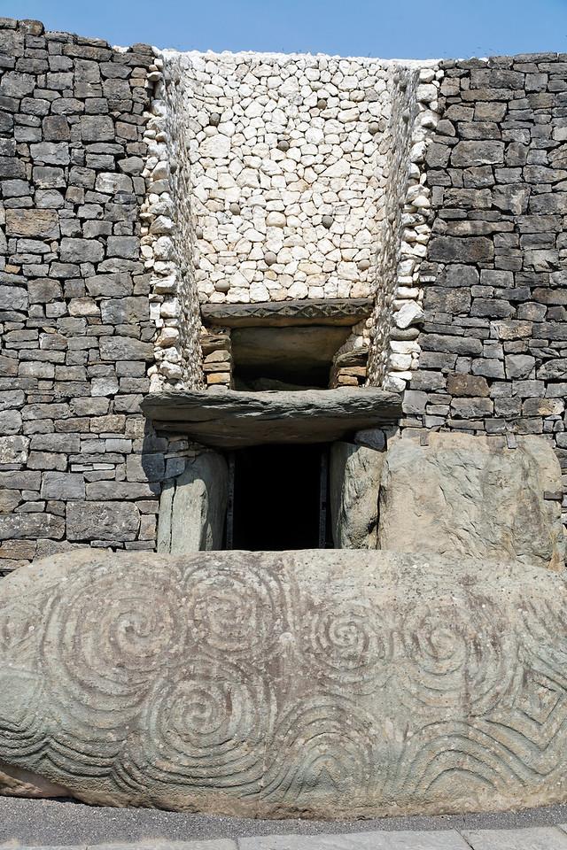 Newgrange Passage Tomb, Bru na Boinne