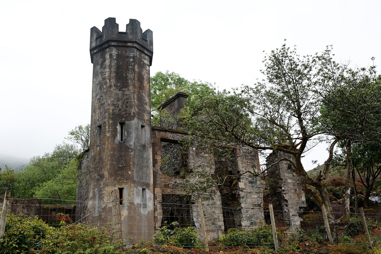 Ruins, Killarney National Park
