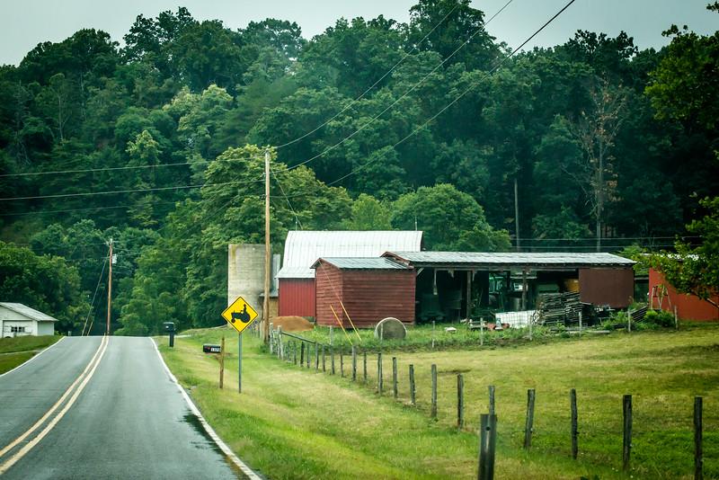 Rural Sprawl