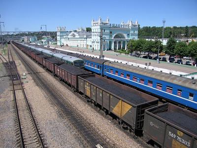 Station Smolensk