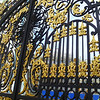Gate to Catherine's Palace