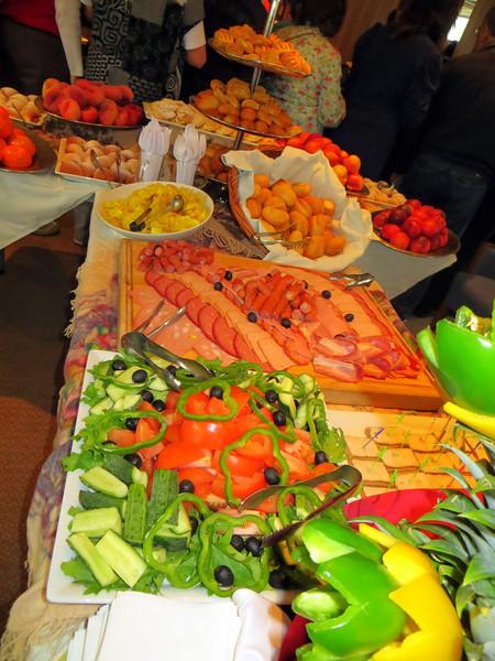 On Board Feast