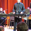 Xylaphone player