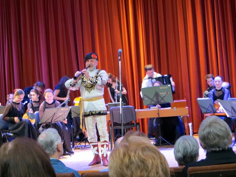 Russian alternative orchestra
