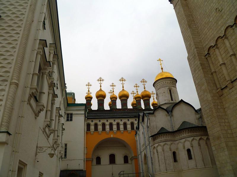 Nine domes