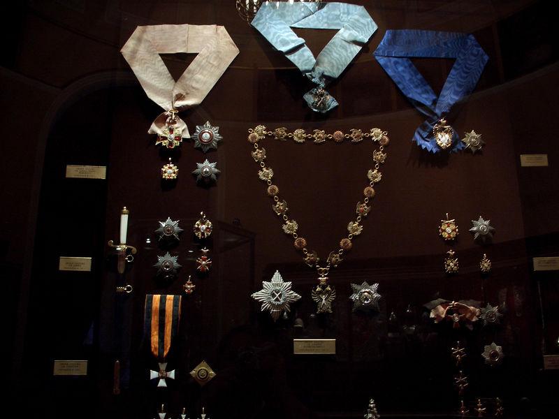 War decorations